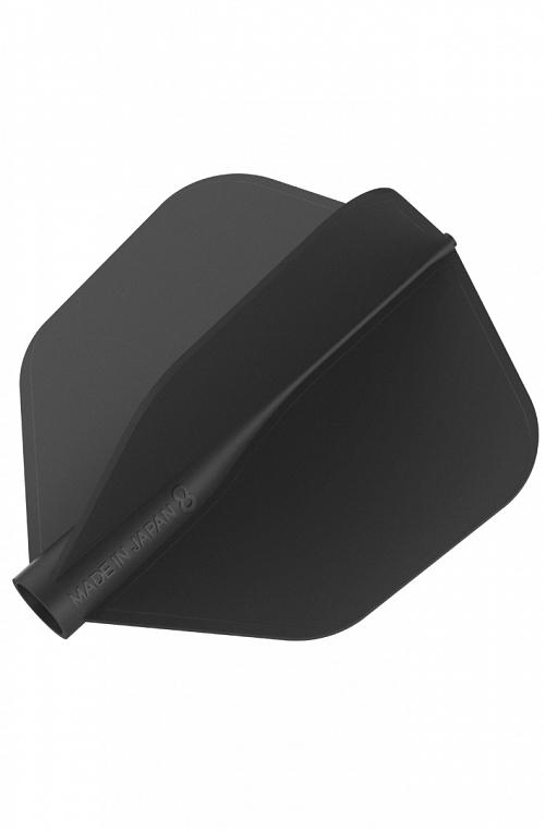 8 Flight Shape Black