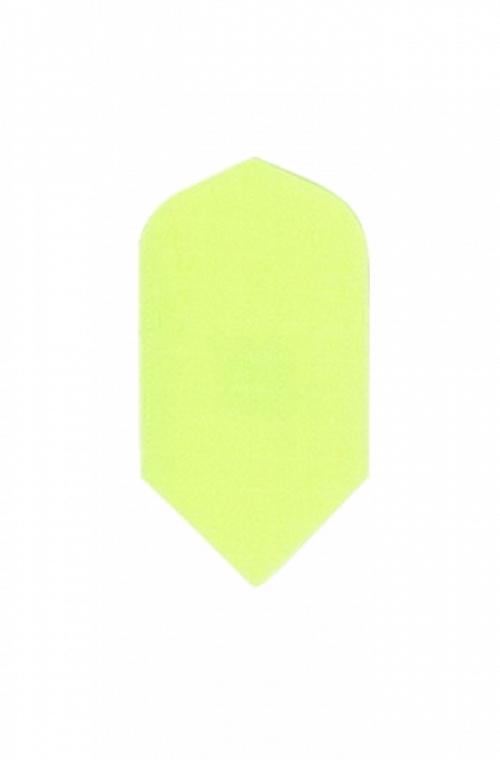 Aletas de Tela Slim Amarillo Fluor