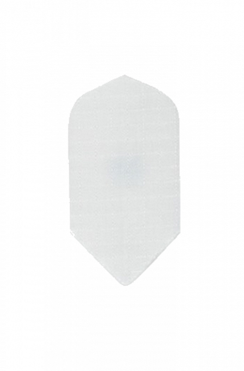 Aletas de Tela Slim Blanco