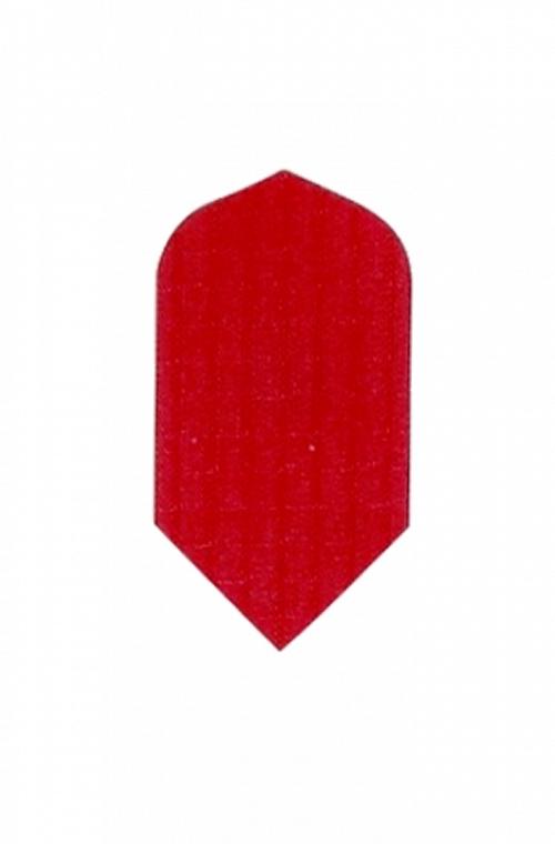 Aletas de Tela Slim Rojo