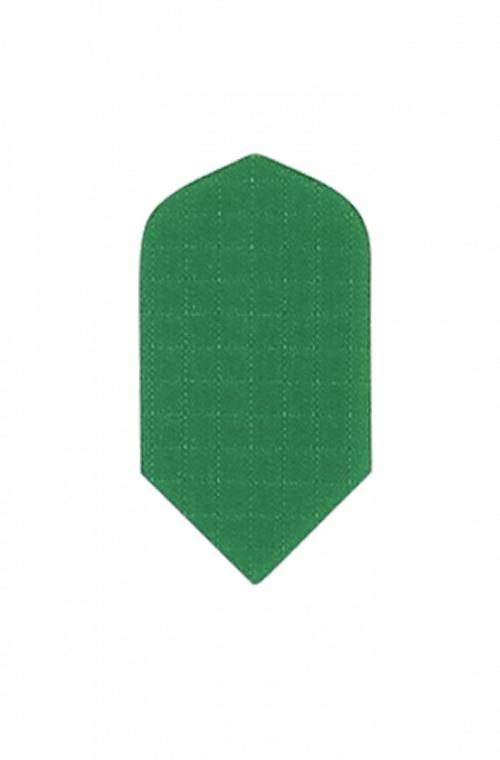 Aletas de Tela Slim Verde