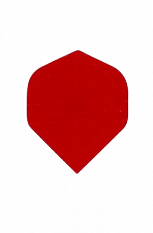 Aletas de Tela Standard Rojo