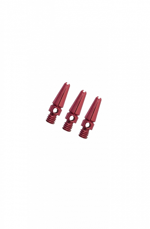 Aluminium Micro Shafts Pink 14mm