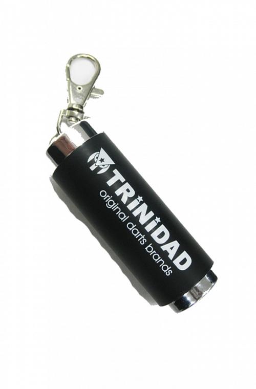 Aluminium Tip Case Trinidad Black
