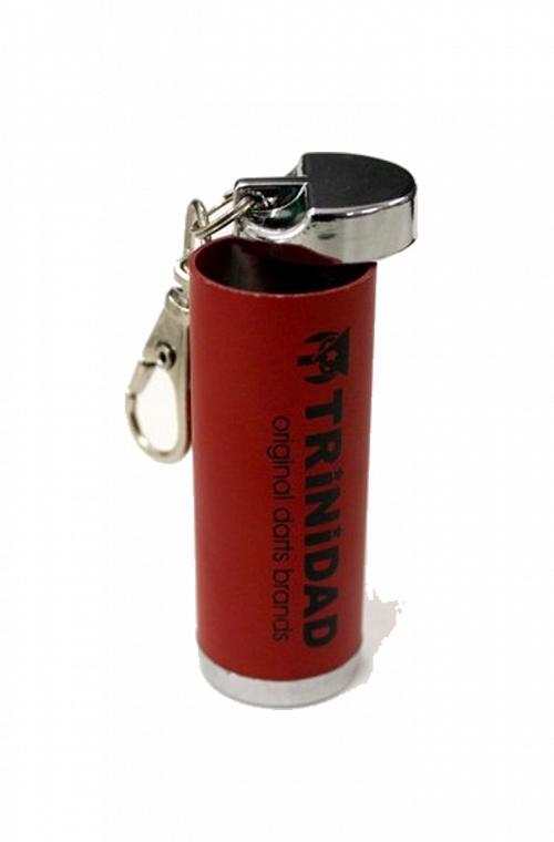Aluminium Tip Case Trinidad Red