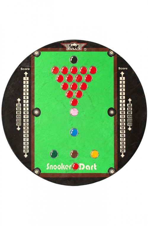 Bull's Gameboard Snooker Dartboard