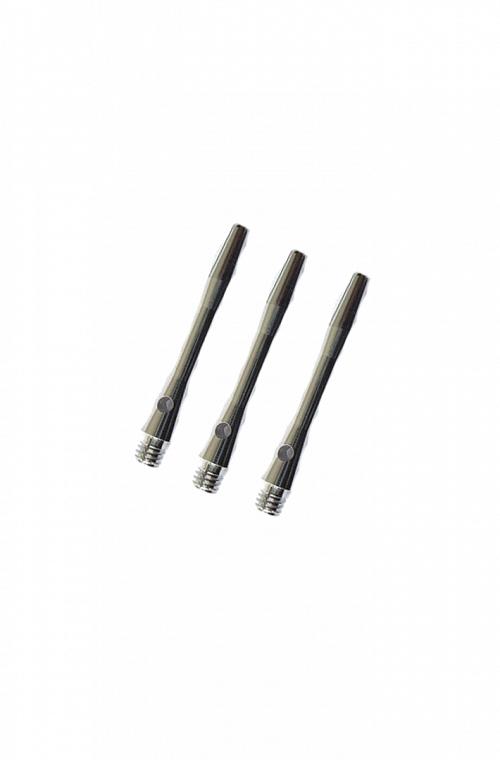 Cañas Aluminio Cortas Natural 36mm