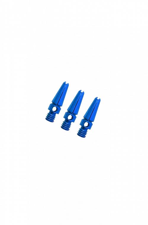 Cañas Aluminio Micro Azul 14mm