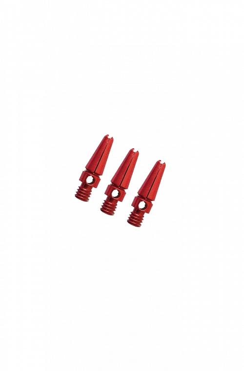 Cañas Aluminio Micro Rojo 14mm