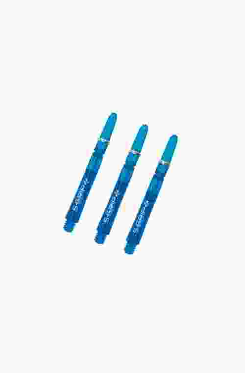 Cañas Harrows Supergrip Spin Cortas Aqua