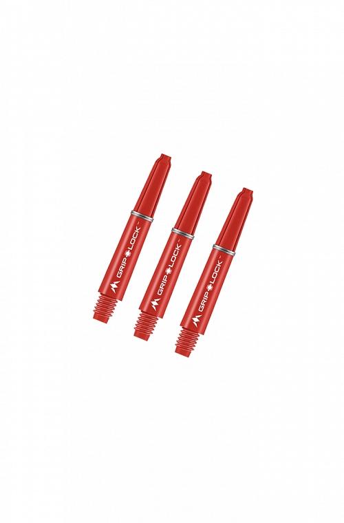 Cañas Mission GripLock Rojo 34mm