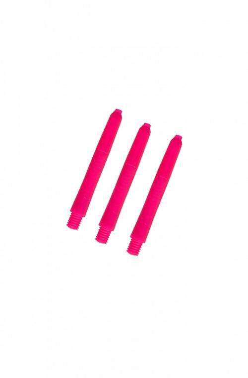 Cañas Nylon Cortas Rosa 34mm
