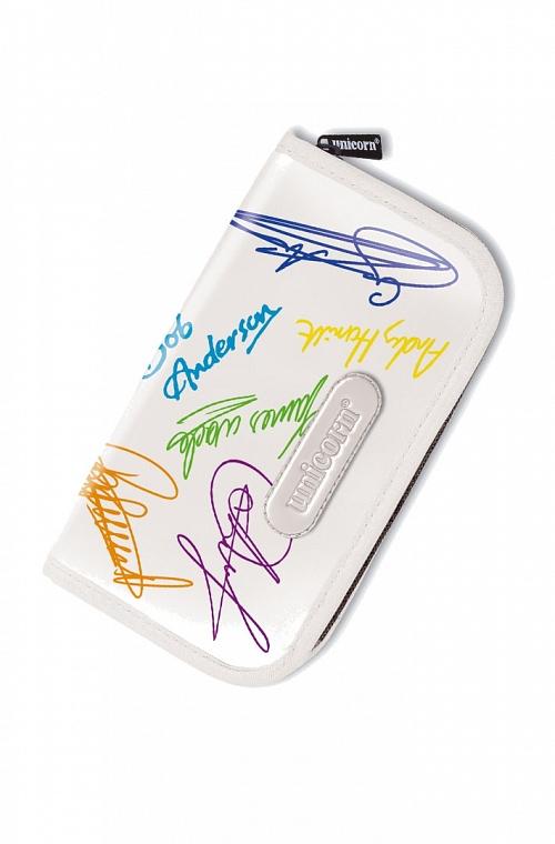 Caso Unicorn Maxi Wallet Autograph