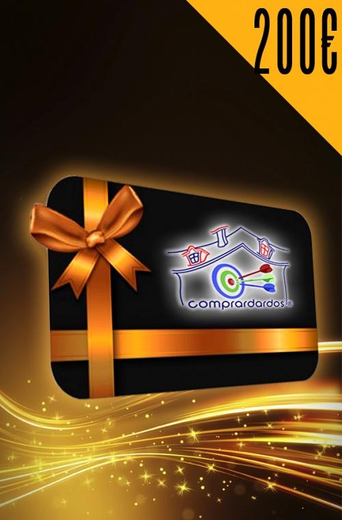 Comprardardos Gift Card 200€