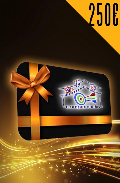 Comprardardos Gift Card 250€
