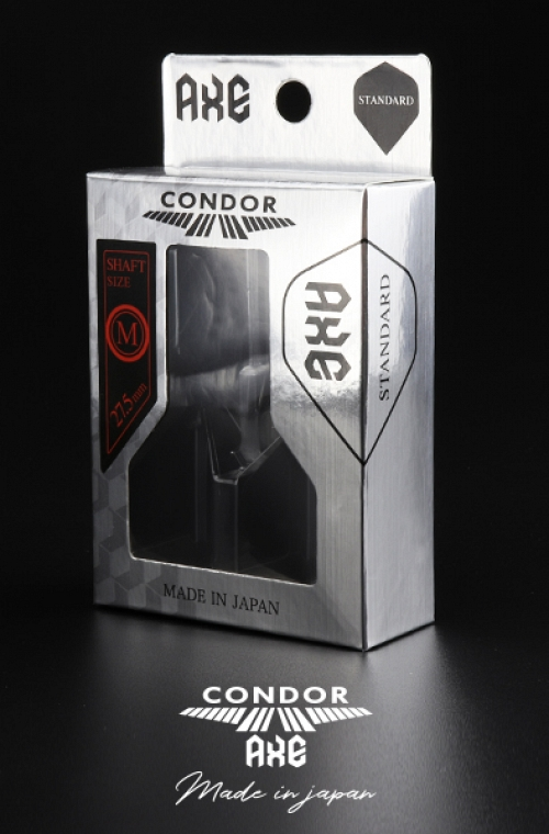 Condor AXE Shape Black Flights S