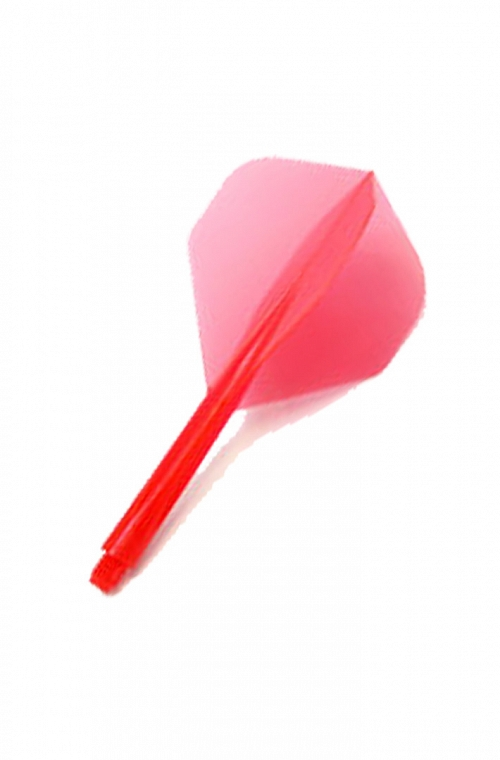 Condor Shape Clear Red Flights L