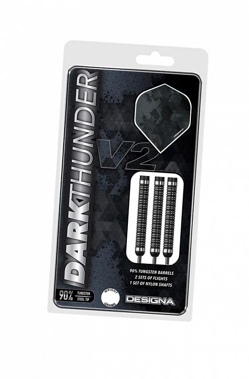 Dardos Designa Dark Thunder V2 20gr