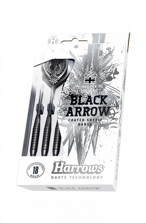 Dardos Harrows Black Arrow 16grR