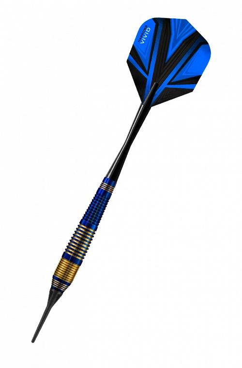 Dardos Harrows Vivid Azul 18grR