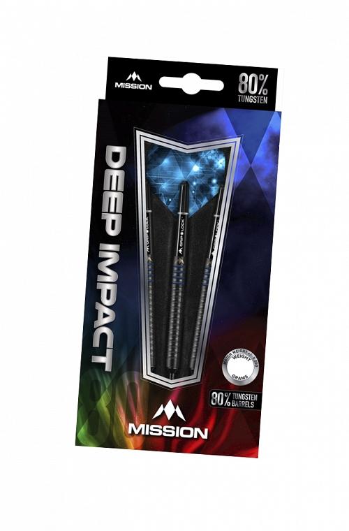 Dardos Mission Deep Impact M4 Azul 19gr