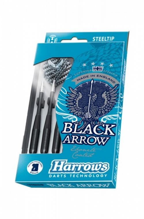 Dardos P.A. Harrows Black Arrow 24grR