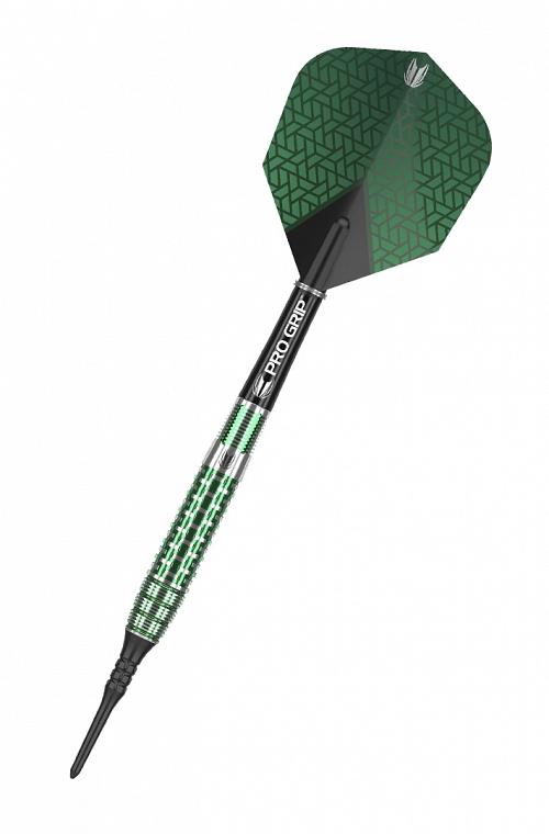 Dardos Target Agora Verde AV30 20gr