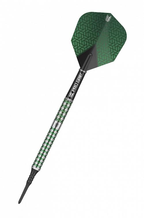 Dardos Target Agora Verde AV31 20gr