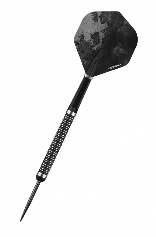 Designa Dark Thunder V2 Steel Tip Darts 22gr