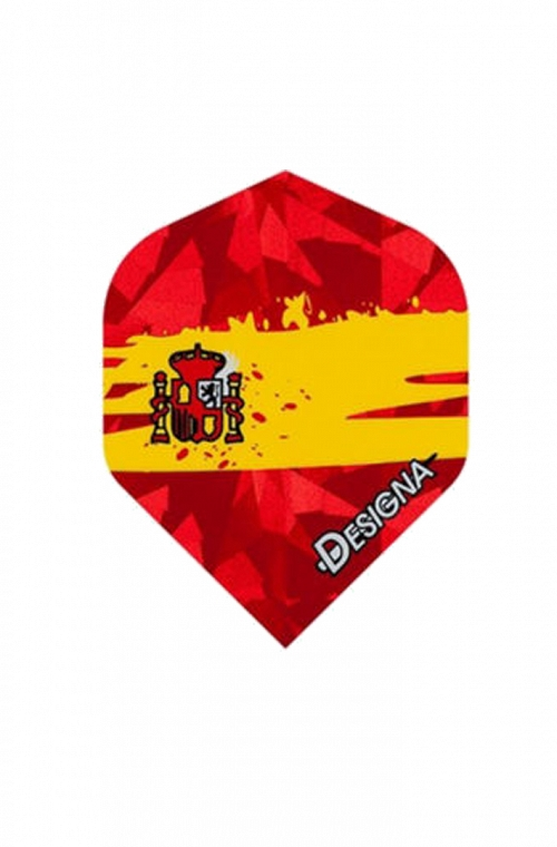 Designa Standard Spain Flag Flights
