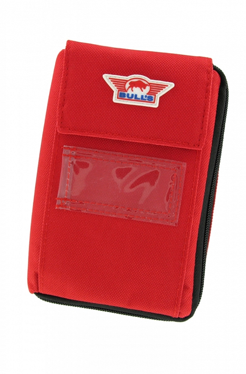 Estuche Bulls MP Large Rojo