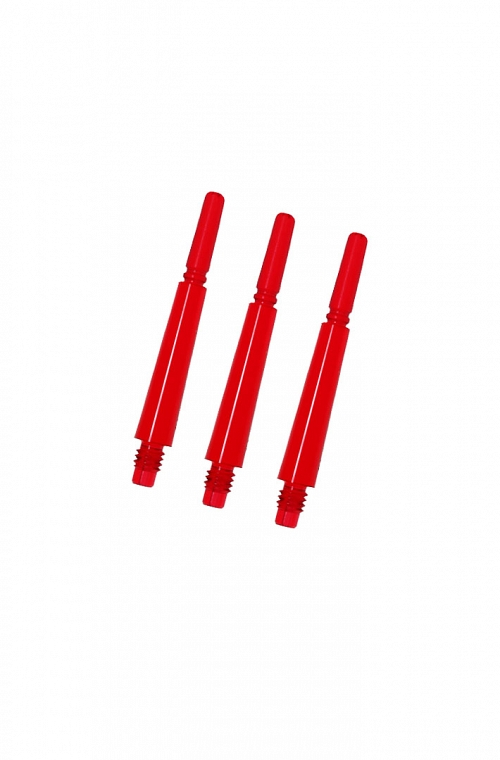 Fit Flight Gear Normal Shafts Locked Red 3