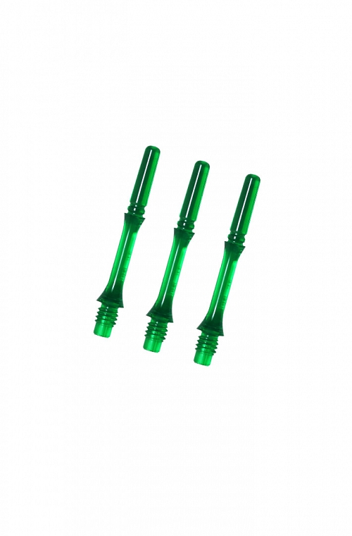Fit Flight Gear Slim Shafts Spinning Green 2