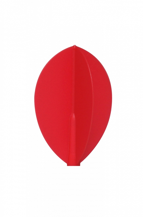 Fit Flight Oval Red 6 units