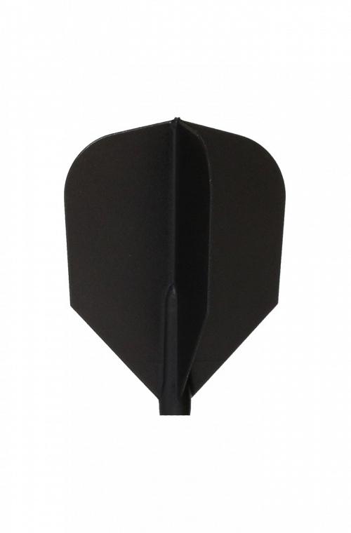 Fit Flight Shape D-Black 6 units