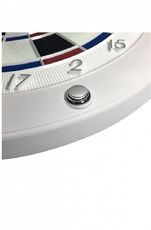 Grandboard 3s Dartboard White