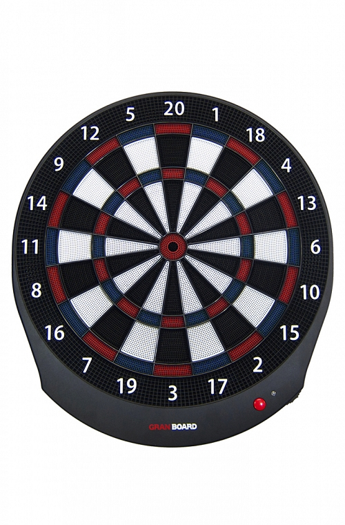 Grandboard Dash Dartboard Blue