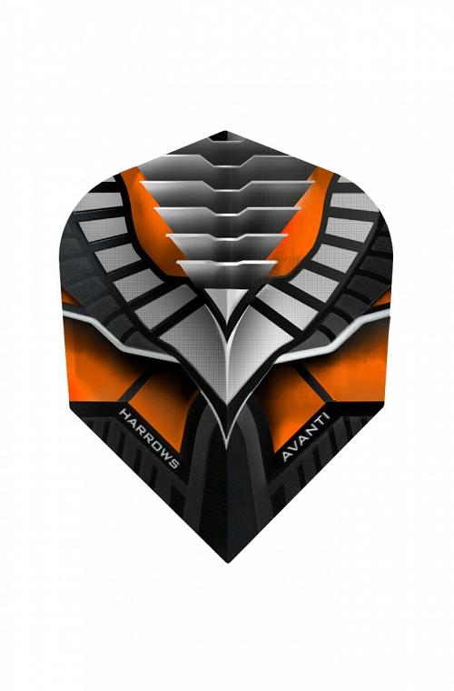 Harrows Avanti Flights Orange