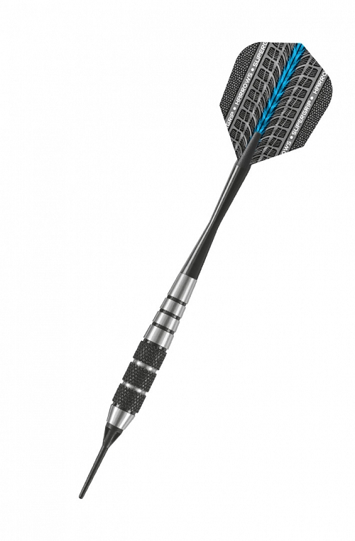 Harrows Black Jack Darts 16gK