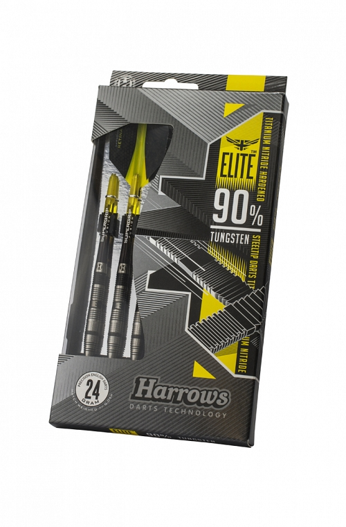 Harrows Elite Steel Tip Darts 22gR