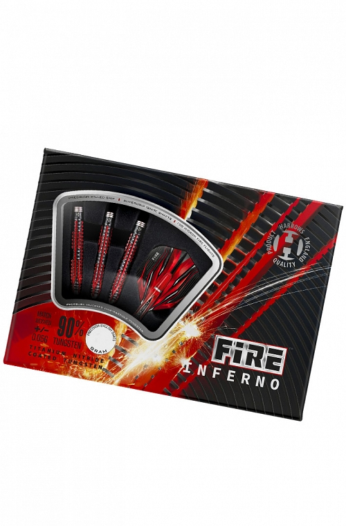 Harrows Fire Inferno Darts 18g