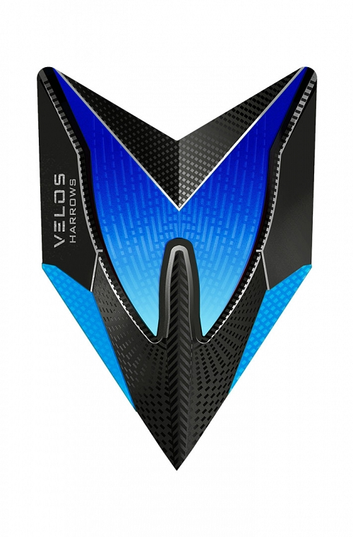 Harrows New Velos Blue Flights