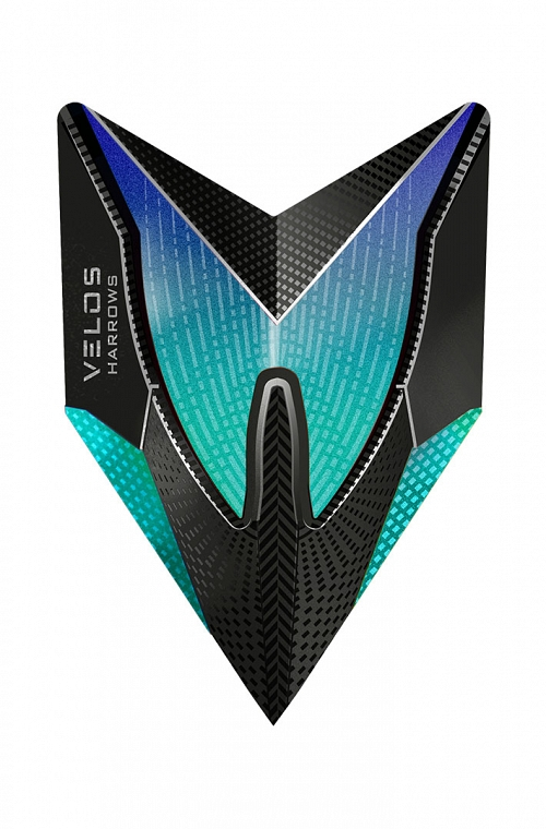 Harrows New Velos Jade Flights
