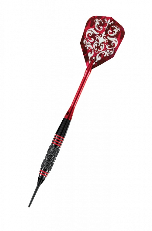 Harrows Pirate Darts 16grK Red