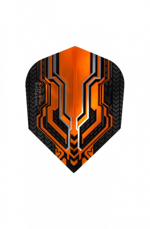 Harrows Plexus Flights Orange