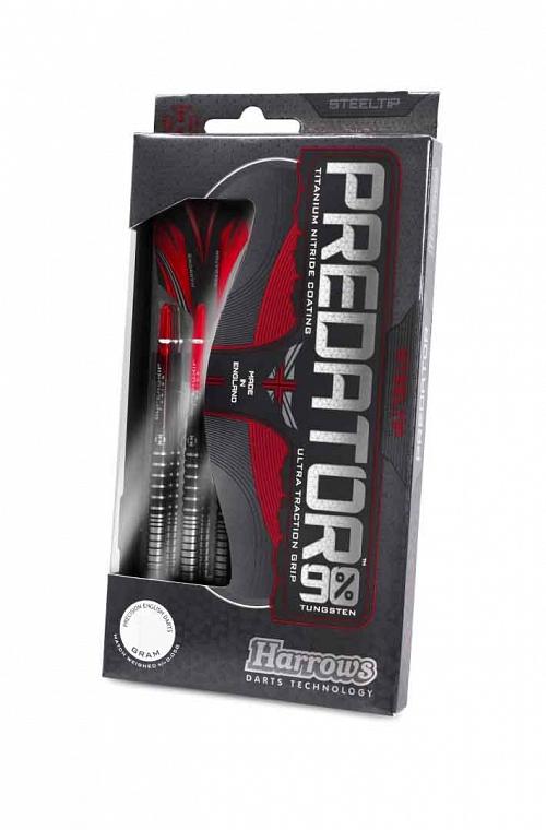 Harrows Predator Steel Tip Darts 23gR