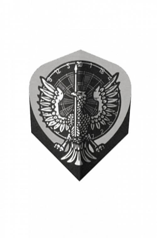Harrows Quadro Black Arrow Flights