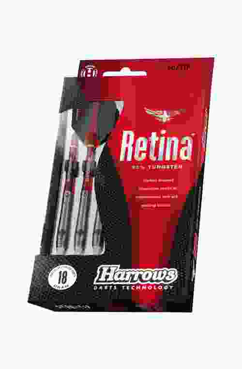 Harrows Retina Steel Tip Darts 26grR