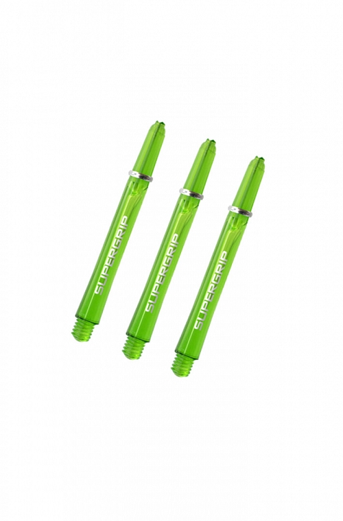 Harrows Supergrip Shafts Medium Green