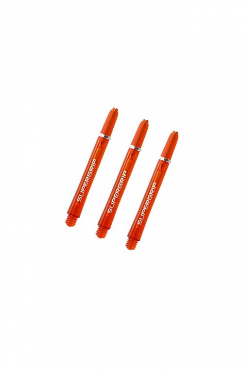 Harrows Supergrip Shafts Short Orange